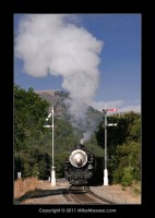 2472 at Niles Canyon, Labor Day 2011
