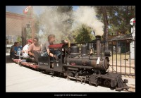 Los Angeles Live Steamers Spring 2012