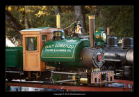 My Live Steam Locomotives and Projects