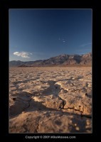 Death Valley and Panamint